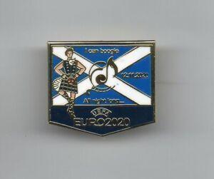 SCOTLAND EUROS BADGE...I CAN BOOGIE