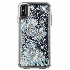 Apple iPhone XS Max Case Case-Mate Waterfall Iridescent Protective Cover - New