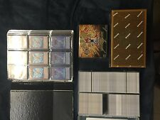 Yugioh Binder, Legendary Deck, Millennium Booster Box