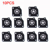 10pcs Gasket Metering Diaphragm Rebuilt Kit For Replaces ZAMA C1U A015010-HQ