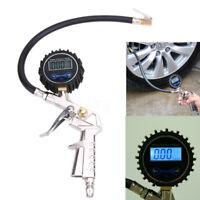 220PSI Tyre Tire Air Pressure LCD Display Digital Gauge Manometer for Car  ◆✔◆
