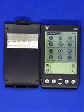 Palm Handspring Visor Handheld Pda Device With Stylus And Cover Black 8Mb B76-10