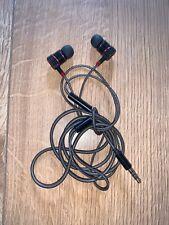Gamurry Earphone in-Ear Headphone - Black/Red