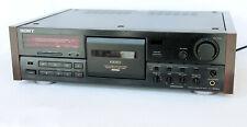 Sony TC-K 909es top tape cubierta 3 Head una grabadora Dolby s c b, páginas de madera