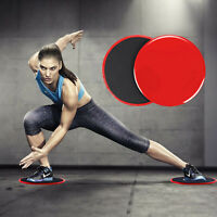 Home Rapid Training Gliding Disc Slider Fitness Exercise Plate For Yoga Gym Abs