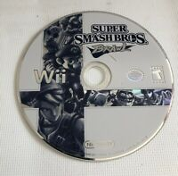 Super Smash Bros Brawl - Nintendo Wii - Disc Only