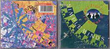 CD 11T SIMPLE MINDS STREET FIGHTING YEARS 1989 VIRGIN RECORDS MINDSCD1
