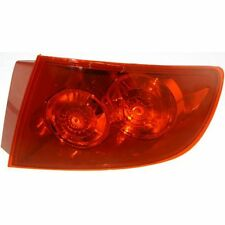 New Tail Light (Passenger Side, Outer) for Mazda 3 MA2801119 2004 to 2006
