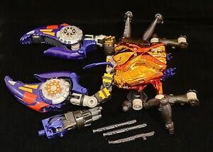 Transformers Transmetals Beast Wars Rampage