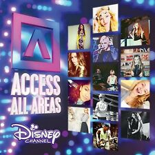 ACCESS ALL AREAS: DISNEY CHANNEL - NEW CD ALBUM