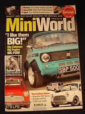 Mini World - Miniworld  # Summer 2010 - 1959 Morris - Clubman - Van