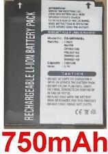 Battery 750mAh type 6500932 TPB800 For Gateway GCM-6