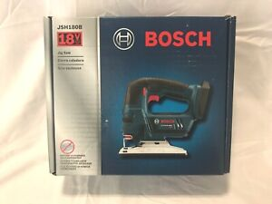 Bosch JSH180B 18V Jig Saw with LED light, Blue -Bare Tool (New in Retail Pack)
