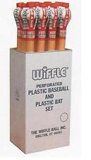 1 doz Wiffle Bats & Baseballs Combo in Floor Display