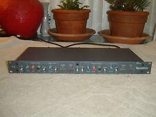 Symetrix 511A Noise Reduction, Downward Expander, Dynamic Filter, Vintage Rack