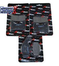 REF 2013 2012 2011 2010 KAWASAKI Ninja 1000 Z1000SX Brake Pads Set Front + Rear