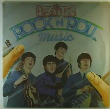 """2x12"""" LP - The Beatles - Rock 'N' Roll Music - K6366h - washed & cleaned"""