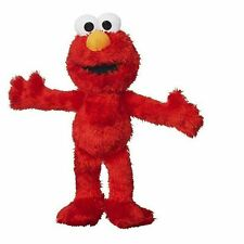 Hasbro Playskool Friends SESAME STREET - Mini ELMO (8 Inches) Soft Plush Toy