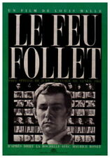 130694 Louis Malle Le feu Follet French Decor LAMINATED POSTER FR