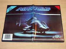 BBC Model B Disc - Airwolf by Elite
