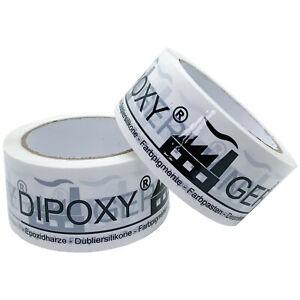 2 x DIPOXY Formentrennband für Epoxidharze Epoxy Formen Trennmittel Trennband W.