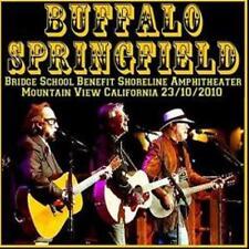 BUFFALO SPRINGFIELD: BRIDGE SCHOOL BENEFIT, Mountain View, CA - 2010 - CD SOUNDB