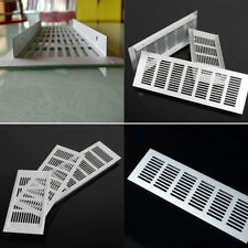 Square Aluminum Ventilation Air Vent Grille for Cupboard Wardrobe