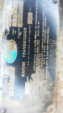 Twin Disc Marine Mg 506 251 Ratio Transmission Gearbox Caterpillar