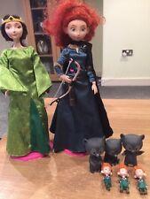 Disney Brave Dolls