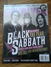 Black Sabbath (Ozzy) Revolver Dec/Jan 2014