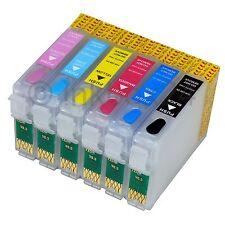 Fill In CISS für Epson Stylus Photo 1400 1500 W kein OEM Epson T0791-T0796