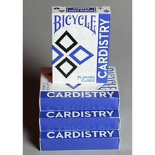 CARTE DA GIOCO BICYCLE CARDISTRY,poker size