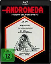 BluRay ° Andromeda - tödlicher Staub aus dem All ° NEU & OVP ° Blu-ray