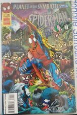 PLANET OF THE SYMBIOTES # 4 NM+ 1995 SPECTACULAR SPIDER-MAN VENOM MARVEL COMICS