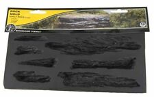 Woodland Scenics C1247 Rock Mold - Shelf Rock, Flexible, Reusable - NIB