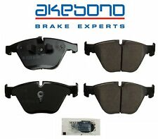NEW BMW E90 E91 E92 E93 3-Series Front Akebono Euro Ceramic Brake Pads D918AEUR