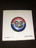 Lyndon Johnson Humphrey 1964 campaign pin button political