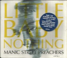 Manic Street Preachers - Little Baby Nothing CD1 1992 CD single