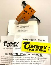 Timney Triggers 430 Tikka T3 Two-Stage Trigger - NEW - Timney 430 3lb adjustable