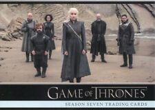 Game Of Thrones Season 7 Promo Card P1