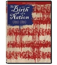 The Birth of a Nation (DVD + Digital HD 2016) BRAND NEW