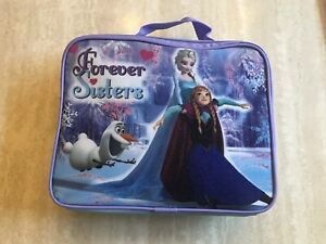 """Frozen Movie """"Forever Sisters"""" Lunchbox - New"""