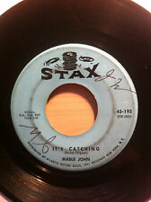MABLE JOHN IT'S CATCHING STAX RECORDS 192