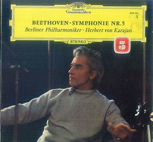 Beethoven - Berliner Philharmonique, Herbert De Karajan – Symphonie No. 5 C-Mol