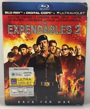The Expendables 2 (Blu-ray Disc, 2012, Includes Digital Copy UltraViolet)