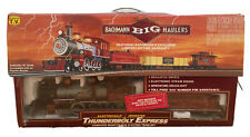 Bachmann Big Haulers Thunderbolt Express G Scale Train Set