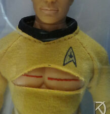 "9"" ""Amok Time"" Captain Kirk Playmates Star Trek Collector's Figure Unopened"