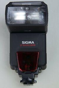 Sigma EF-610 DG Super Shoe Mount Flash PA-PTTL Pentax Samsung