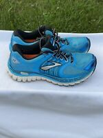 Brooks Glycerin 11 Women's Running Shoes Blue Black 1201371B560 Size 7.5