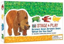 The World of Eric Carle(TM) Brown Bear, Brown Bear, What Do You See? Stage & Pla